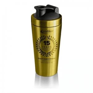 Shaker Steel Gold